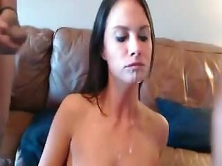 Girl Love Swallow Cum