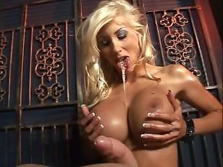Big Tits Blonde Puma Swede Pov