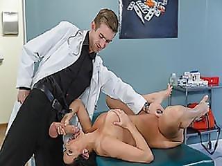 Danny D Feeding Milf Veronica Avluv His Thick Cock