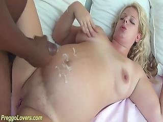 Pregnant Teens First Strong Black Dick