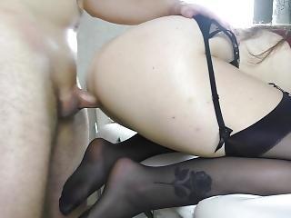 Amateur Teen Big Ass Stockings Fuck Wet Pussy, Foot Fetish - Massage2018