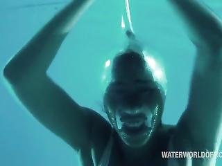 Underwater Condom Breathplay - Small Preview
