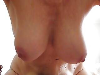 Mature Granny Tits On Top Moan Orgasm