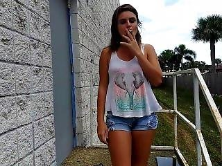 Kotě, Kouření