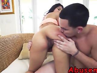 Sophia Leone Want It Hard Way Doggy Style Fucking