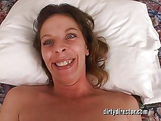 Tiny Milf Huge Queefing Asshole