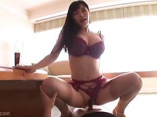 Okita Anri - Lingerie Na Okita Anzunashi