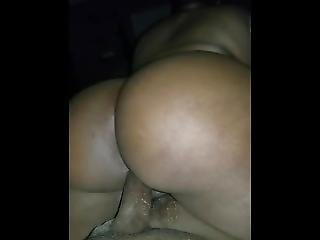 amateur, cul, gros cul, black, cul de black, crème, serrée, sperme, bite, milf, brusque, sexe, jeune