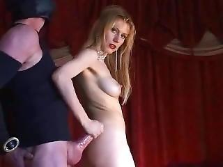 Femdom Teasing Orgasm Control