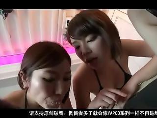 vakker, femdom, fetish, japansk, spytt