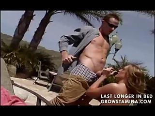 Girl In A Skirt Fucked In The Asshole Outdoors