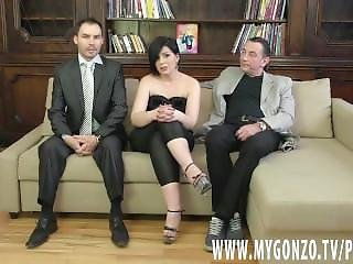 Anastasia Black Gets Tricked By A Fake Real Estate Agent And His Friend