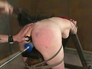 Redhead Domme Submits To A Male Dom Part 3