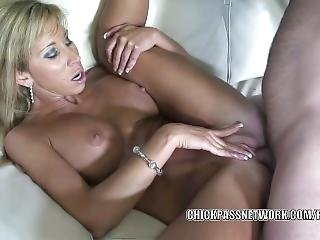 Blonde Milf Morgan Ray Is Taking Dick From A Stranger