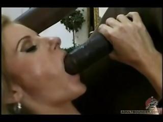 Amber Michaels - Big Cock Sucking