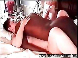 Cuckold Archive Cock Hungry Wife With Huge Bbc Bull Sissy