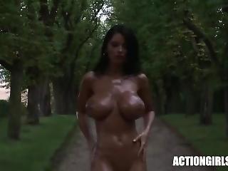 Veronica Zemanova - Red Castle