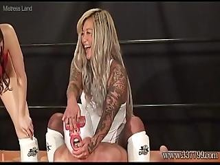 Mldo-140 Fighting Gym S Strongest Female Trainers Sanction A New Boy
