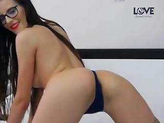 Missycharmx Topless And Thong In Freechat 26-08-2018