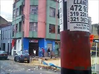 Street Prostitutes Of Bogota Morboking Pt1