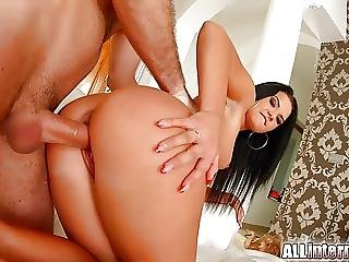 Allinternal Virginia Velvet Gets A Vaginal Creampie