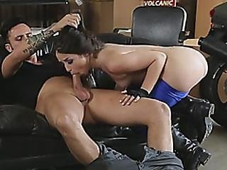 Fast And Furious Cast Fucking In The Garage Slaying Brunette