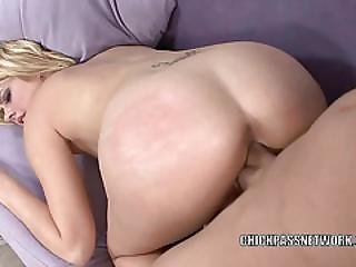 Haileey James Takes Some Dick In Her Young Pussy