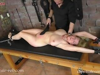 Tit Busting Boob Torture For Busty Candy - Sir Rob