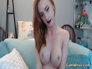 Pretty Sexy Babe With Very Nice Tits And Sexy Body Got Horny On Cam And Masturbates Using Her Fingers She Has A Perfect Sexy Body That Every Guy Fantasize And It Will Make Your Bonner Erect By Watchi