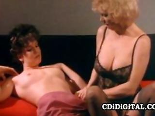 Pamela Jennings And Josephine Carrington  Lesbian Milfs Licking Time