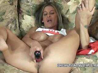 Amateur, Art, Busty, Dildo, House, Housewife, Masturbation, Mature, Toys, Wife