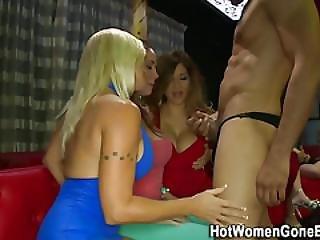 Cfnm Party Latina Suck