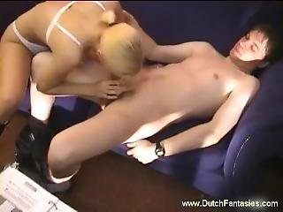 Young Teen Being Fucked By Hot Student Dutch
