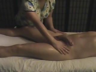 Massage Of Body