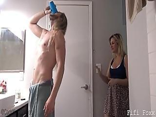 Mom Gives Son Viagra - Fifi Foxx And Cock Ninja