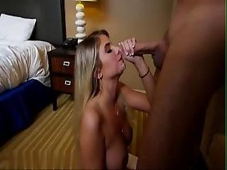 Blonde Gets Fucked Out