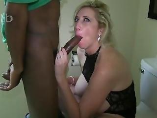 Classy Blonde Wife Enjoys Bbc In Atlanta Hotel Again Part 1