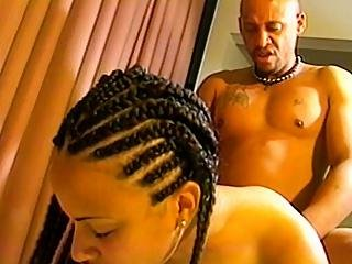 Black Pussy Rammed Arse Fucked