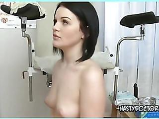 Pussy Close Up Medical Examination
