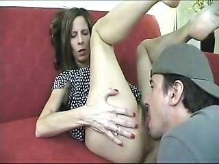 Creampie For Milf