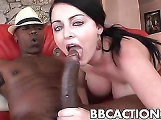 Black Cock For Dick Loving Sophie Dee