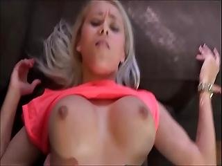 Marsha May Catches Alex Jerking Off