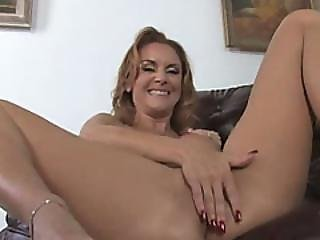 Super Hot Janet Mason Takes A Fat Black Cock Inside Her Pussy Pov Style