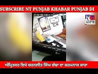 Charanjit Chadha Fucks Ravinder Bumra Doggystyle
