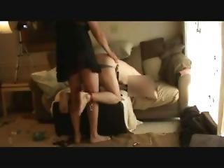 She Fucks Her Bitch - Pegging