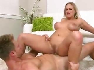 Bus Stop Mom Gets Picked Up - Angel Allwood