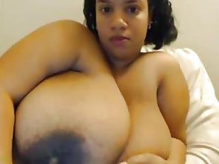 Huge Black Titties Part 1