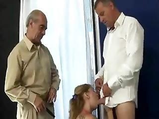 Dos Peludo Maduros-2 Hairy Old Men Fucks Young