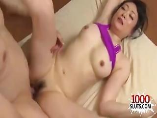 Hot Pornstar Blowjob And Creampie