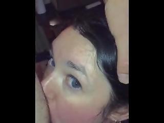amatør, stor pupp, blowjob, brunette, deepthroat, exgf, hardcore, milf